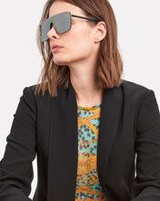 Mask Oversized Aviators, BLACK, hi-res