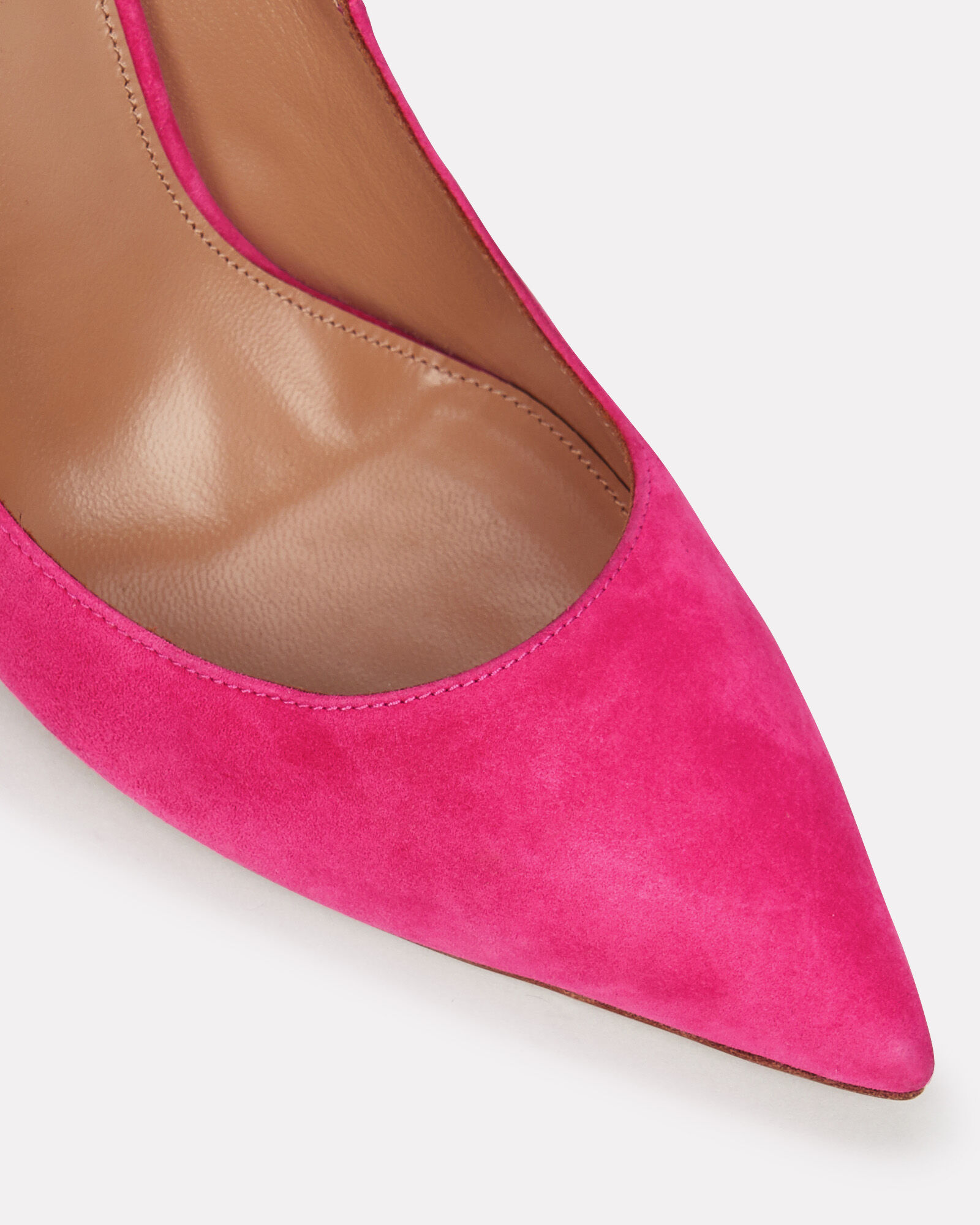 Purist 95 Suede Pumps, PINK, hi-res
