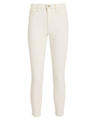High-Rise Margot Jeans, BEIGE, hi-res