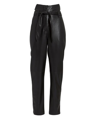 Ethan Black Pants, BLACK, hi-res