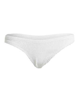 Sign Bikini Bottoms, WHITE, hi-res