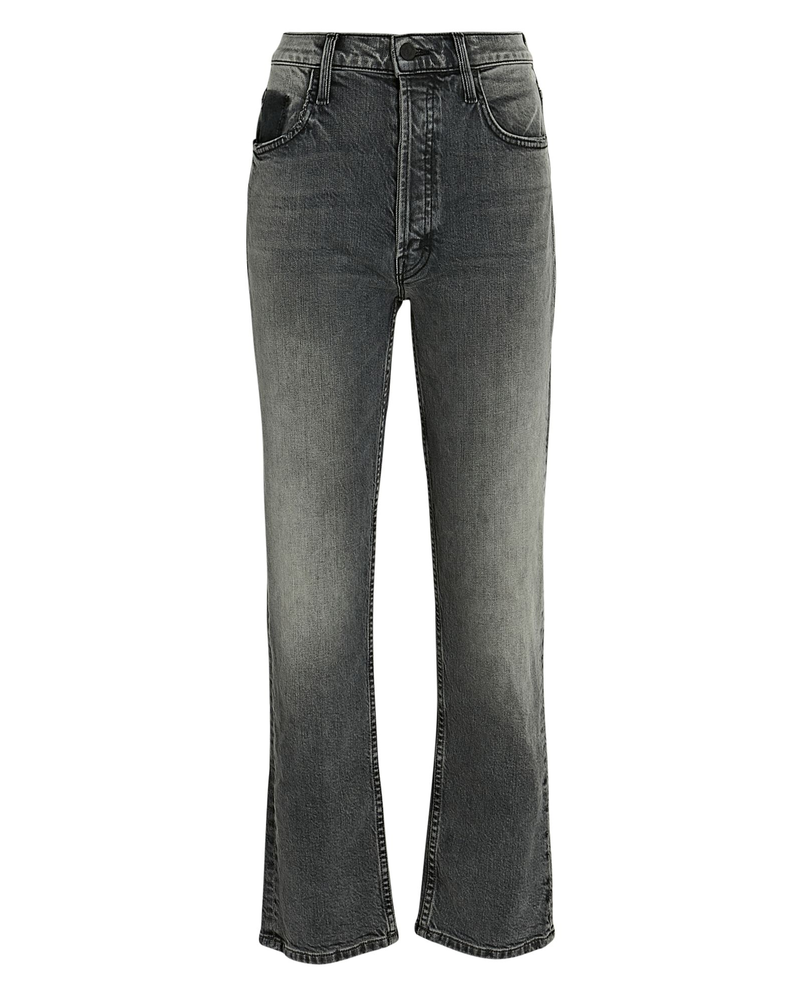 Tomcat Cropped Jeans, GREY, hi-res