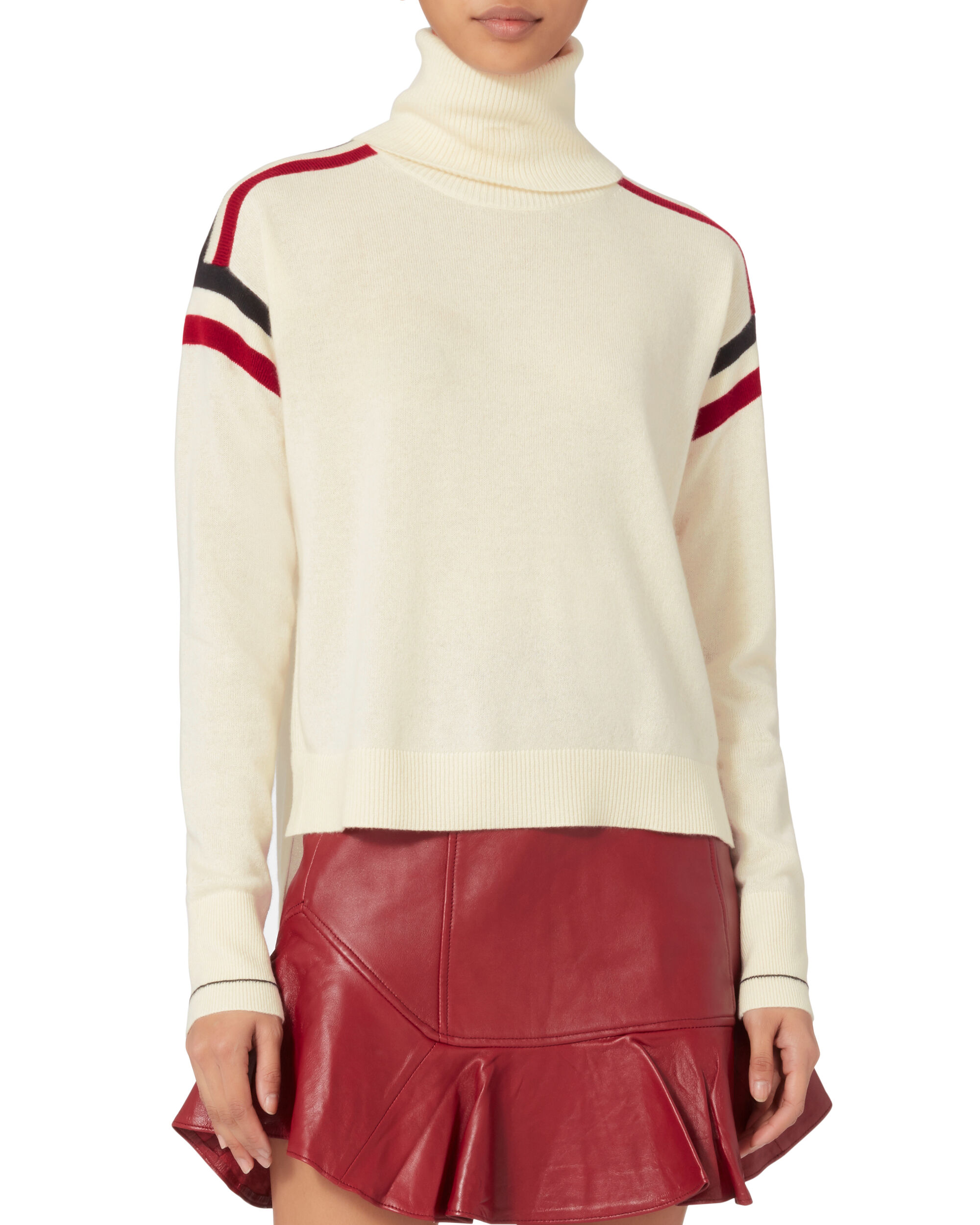 Canter Cashmere Sweater, IVORY, hi-res