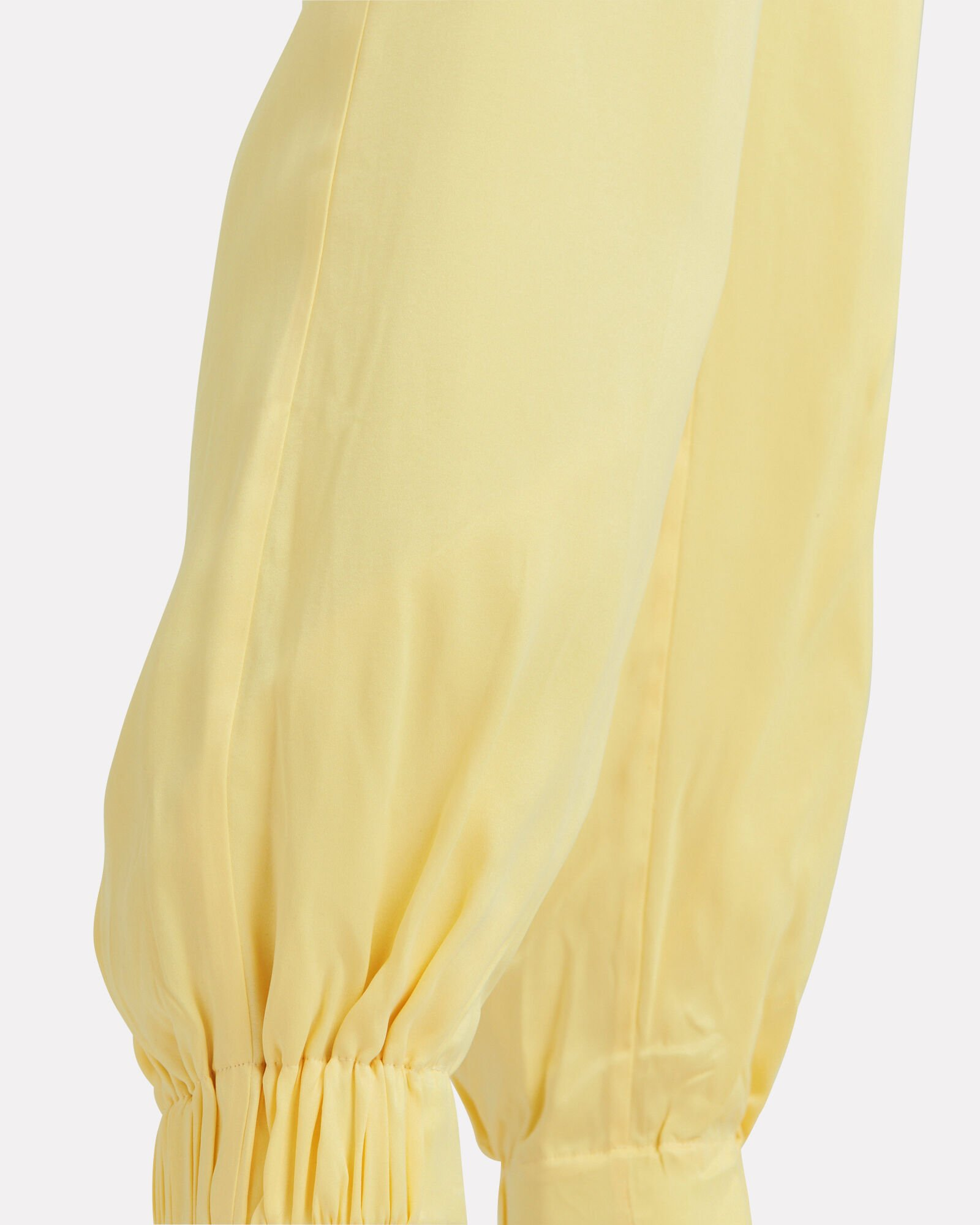 Le Jogging Trousers, YELLOW, hi-res