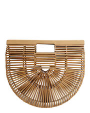 Ark Bamboo Large Clutch, BROWN, hi-res