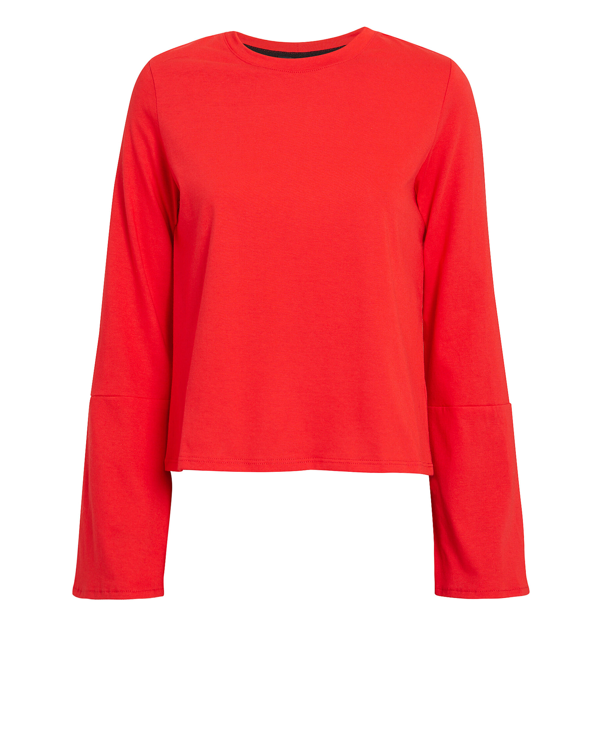 Stark Flare Top, RED, hi-res