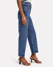 Ribcage Straight Ankle Jeans, DENIM, hi-res