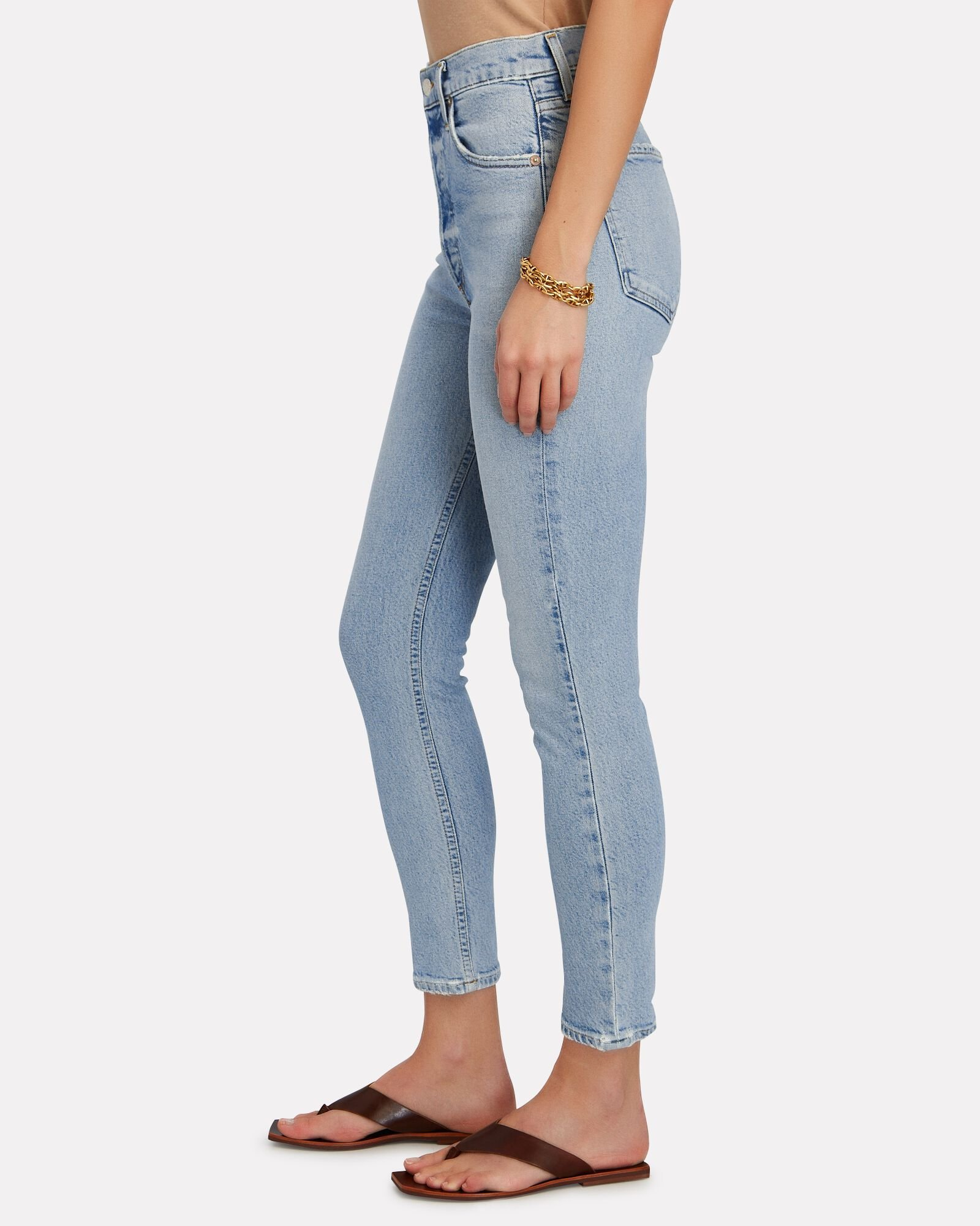 Nico High-Rise Skinny Jeans, CLIFFSIDE, hi-res