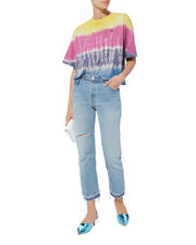 Oversized Tie-Dye T-Shirt, MULTI, hi-res