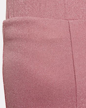 Melanie Flared Lurex Pants, ROSE, hi-res
