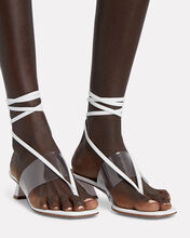 Zula Leather Thong Sandals, , hi-res