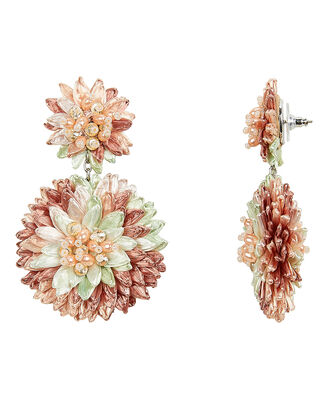 Scarlet Earrings, BLUSH, hi-res