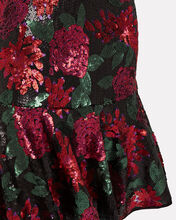 Deirdre Floral Sequin Dress, MULTI, hi-res