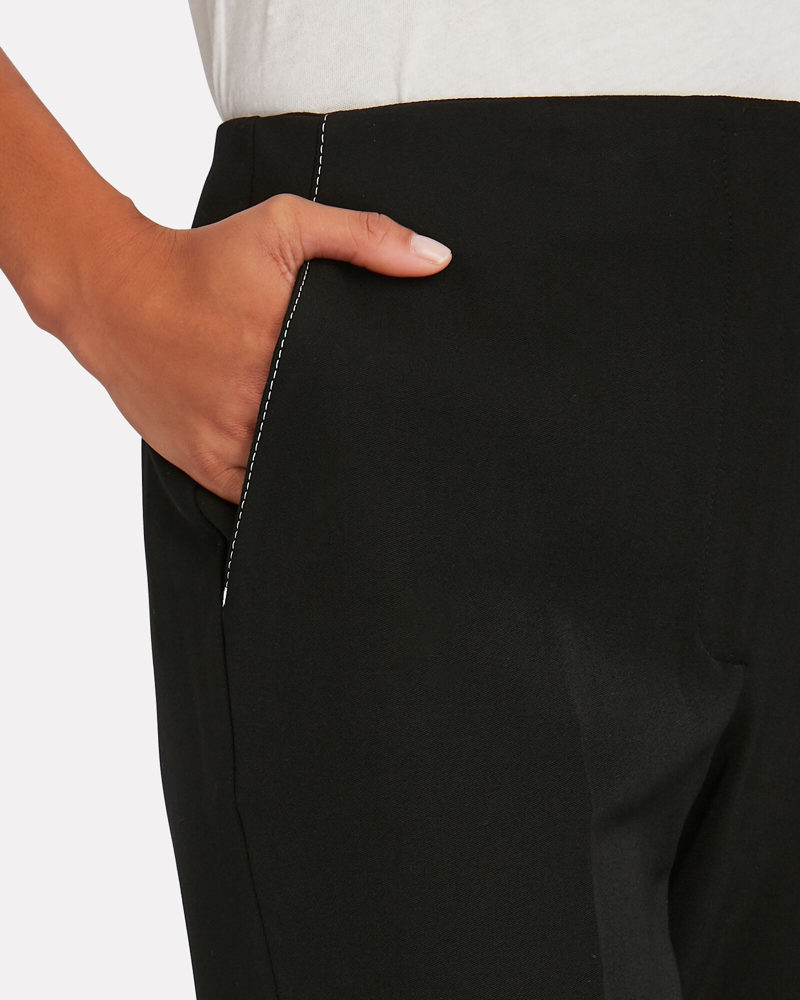 Technical Suiting Trousers, BLACK, hi-res
