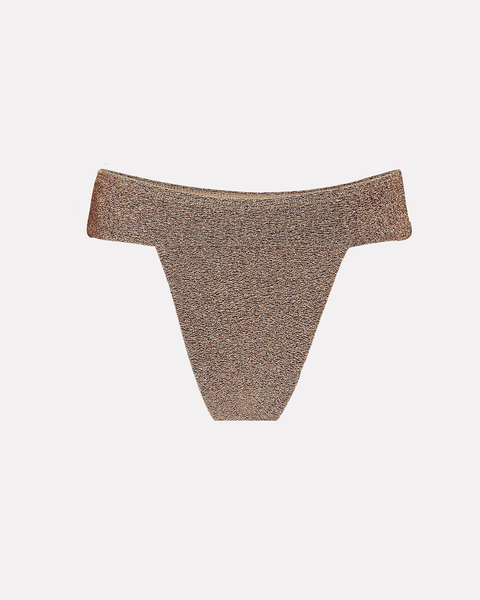 Mila Lurex Bikini Bottoms, GOLD, hi-res