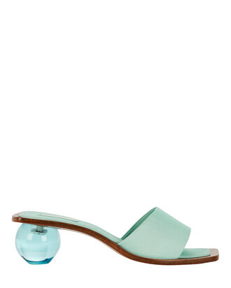 Tao Slide Ball Sandals, PALE GREEN, hi-res