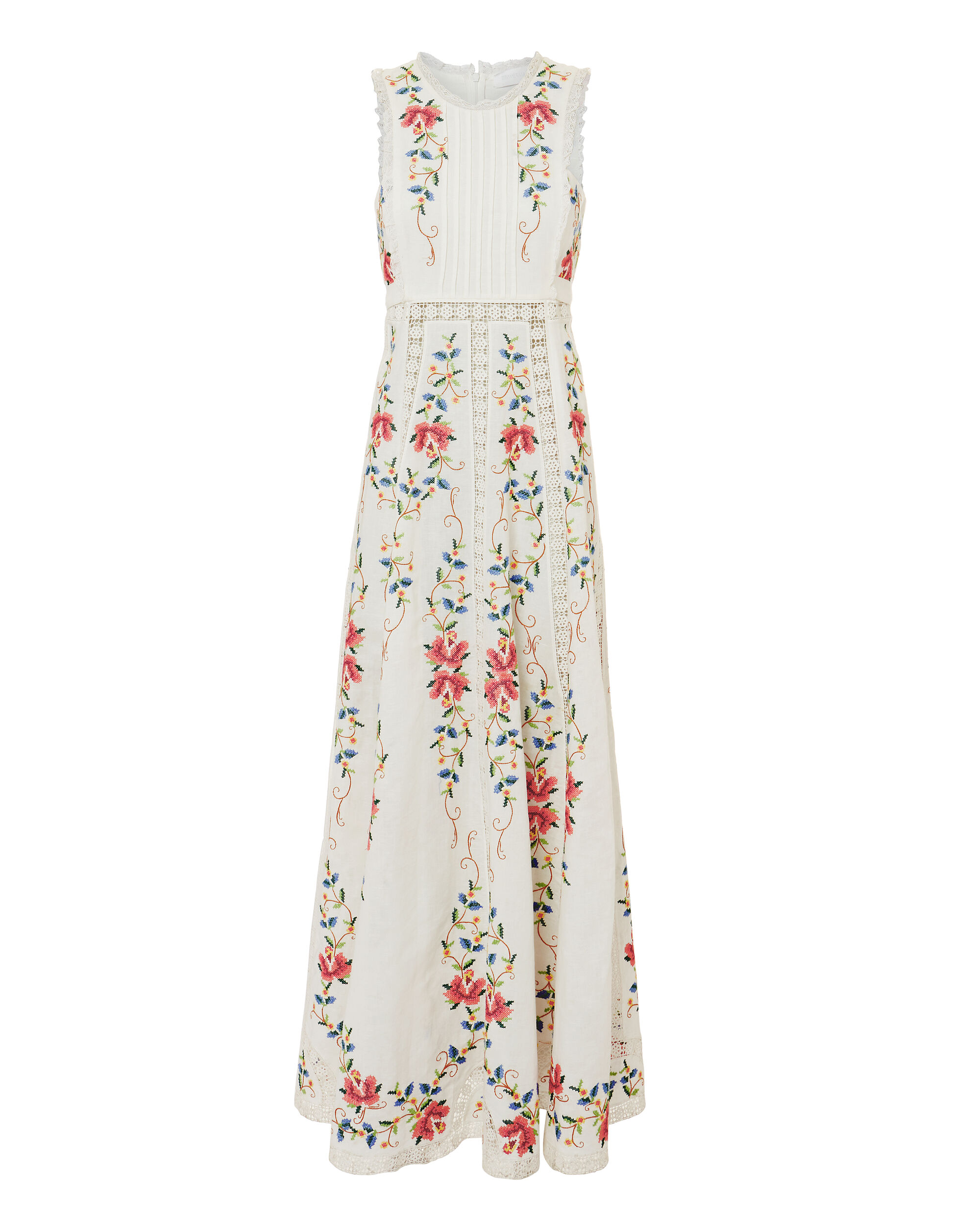 Laelia Maxi Dress, MULTI, hi-res