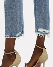 Riley High-Rise Straight Cropped Jeans, EMULSION, hi-res