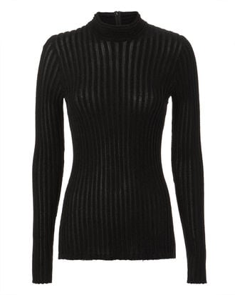 Celeste Sweater, BLACK, hi-res