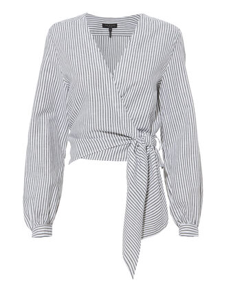 Prescot Striped Blouse, MULTI, hi-res