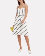 Doris Dress, IVORY, hi-res