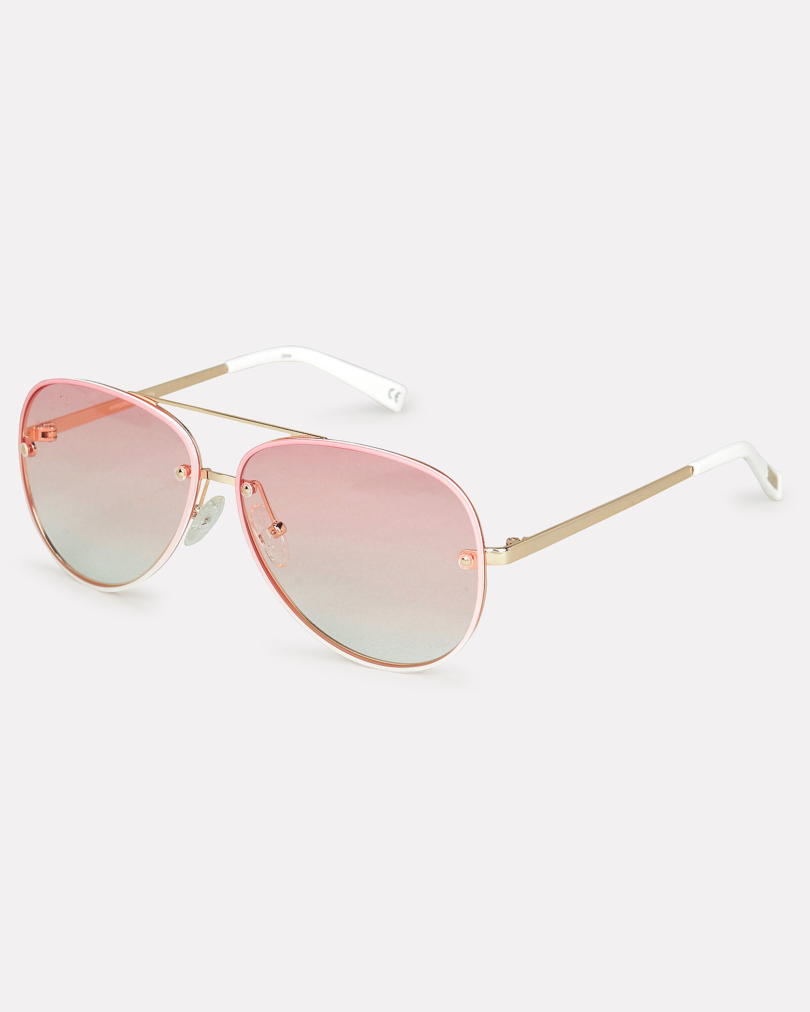 Hyperspace Aviator Sunglasses, PINK, hi-res