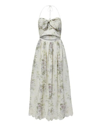 Iris Picnic Dress, MULTI, hi-res