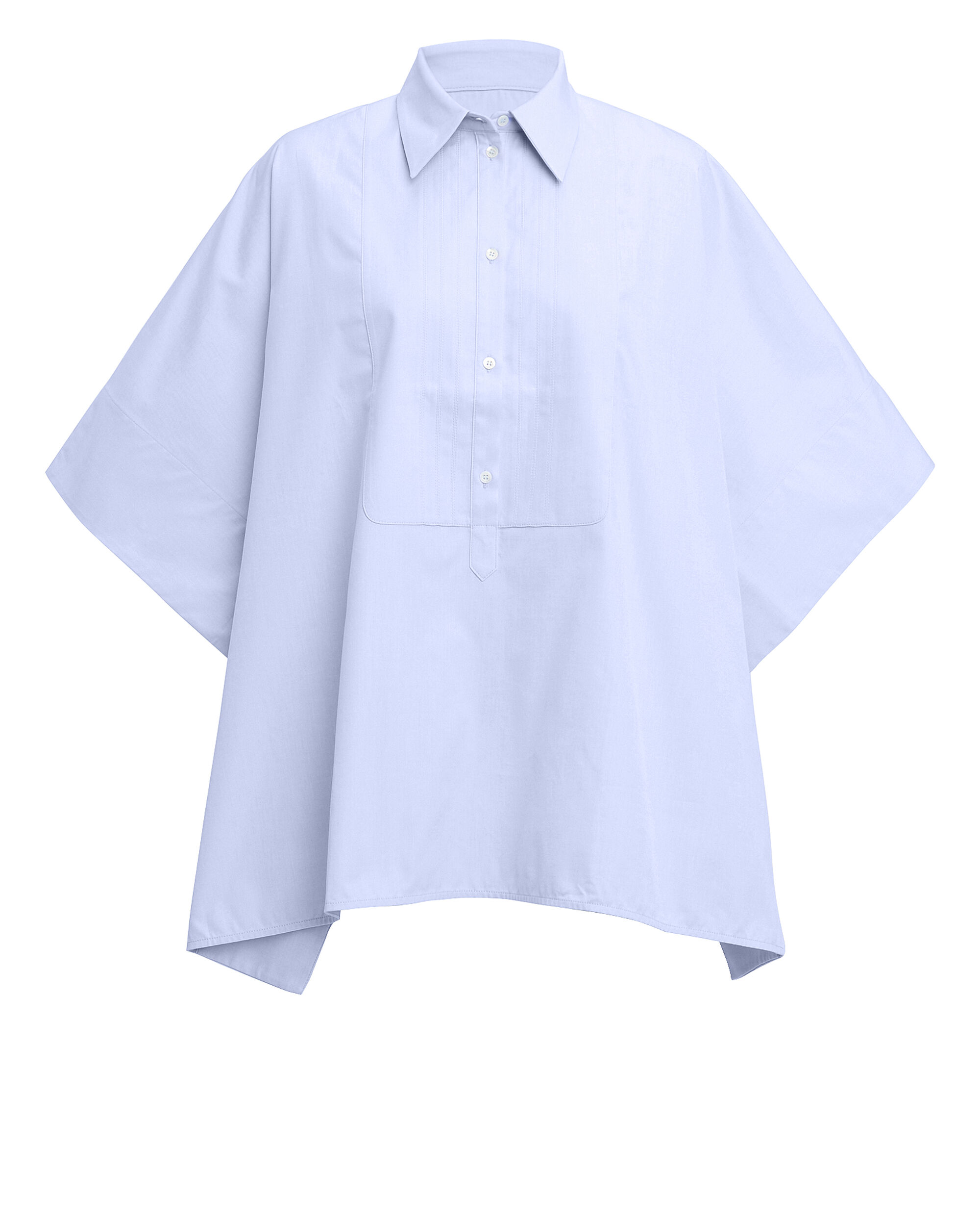 Cape Oxford Blue Shirt, BLUE, hi-res