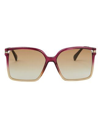 7130 Gradient Sunglasses, PINK-DRK, hi-res
