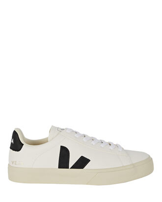 Campo Low-Top Sneakers, BLK/WHT, hi-res