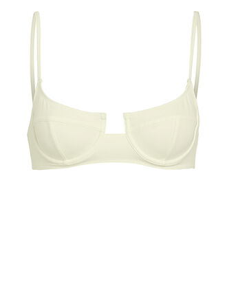 Hollywood Bikini Top, IVORY, hi-res