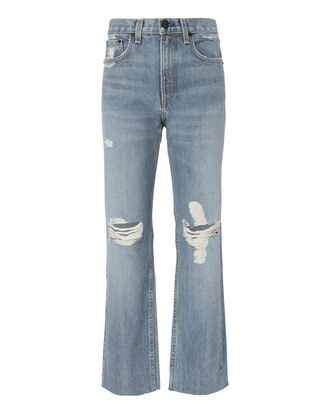 Shaker High-Rise Cropped Straight Jeans, DENIM-LT 3, hi-res
