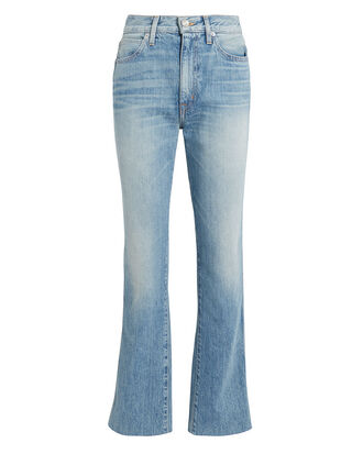 Hero Waves Mid-Rise Slim Jeans, LIGHT BLUE DENIM, hi-res