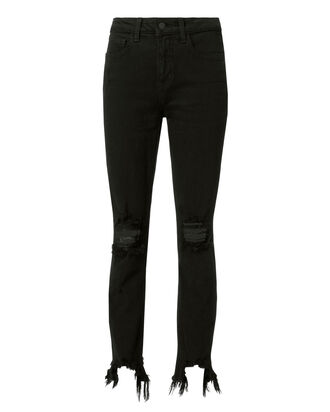 High Line Black Jeans, BLACK, hi-res
