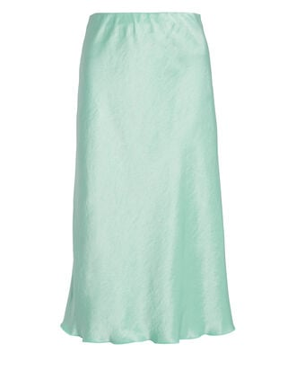 Zarina Slip Skirt, MINT, hi-res
