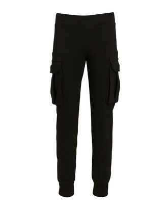 Cargo Jog Pants, BLACK, hi-res