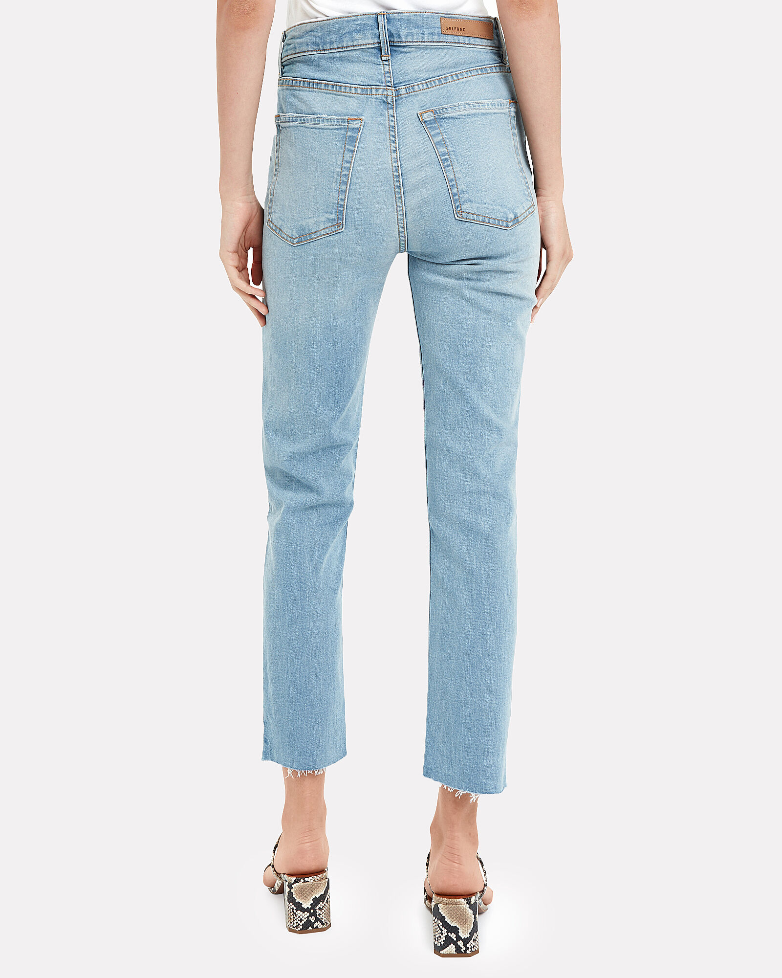 Reed Boot Cropped Jeans, MID-BLUE DENIM, hi-res