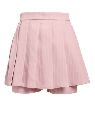 Say You'll Never Let Me Go Skort, PINK CHECK, hi-res