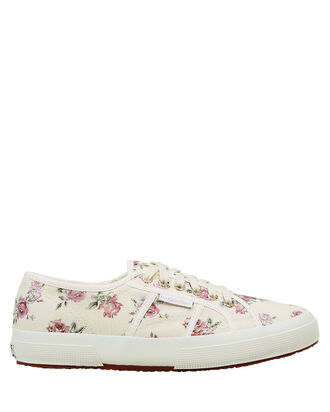 Superga x LoveShackFancy Provence Floral Sneakers, WHITE/FLORAL, hi-res