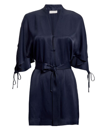 Gloria Tunic Dress, NAVY, hi-res