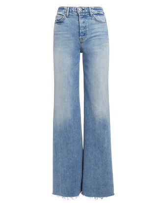 Carla On The Run Super High-Rise Bell Jeans, LIGHT BLUE DENIM, hi-res