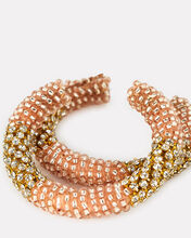 Deepa By Deepa Gurnani Lana Hoops, ROSE, hi-res