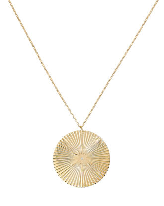Iris Arlene Necklace, GOLD, hi-res