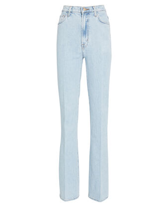 1219 Runway Boot Cut Jeans, DENIM-LT, hi-res