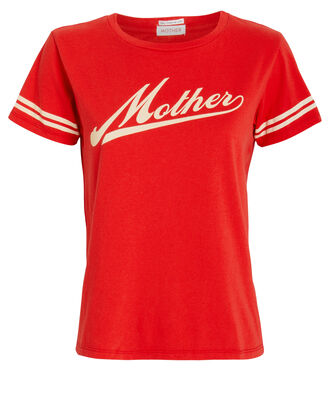 The Lil Goodie Mother T-Shirt, RED, hi-res