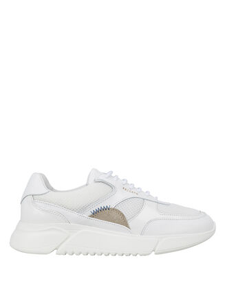 Genesis Running Sneakers, WHITE, hi-res