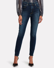 The Donny High-Rise Skinny Jeans, DENIM-DRK, hi-res