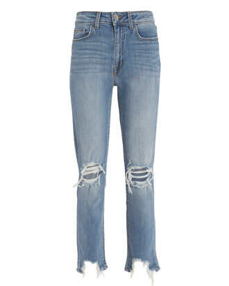 Highline High Rise Skinny Jeans, DENIM, hi-res