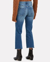 Le Sylvie Kick Boot Jeans, MEDIUM WASH DENIM, hi-res