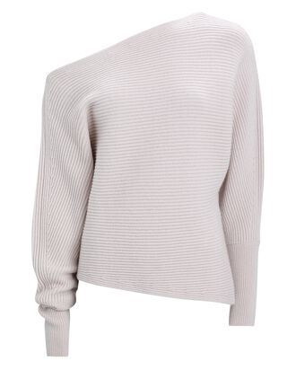 Jacqueline Off-The-Shoulder Sweater, WHEAT, hi-res